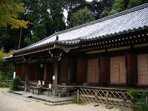 2013夏休みの旅。_浄瑠璃寺本堂
