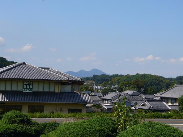 2013夏休みの旅。_二上山