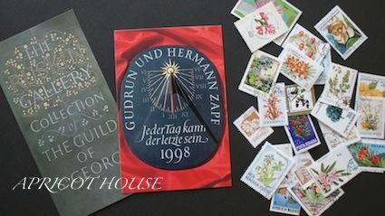 130919切手とカード
