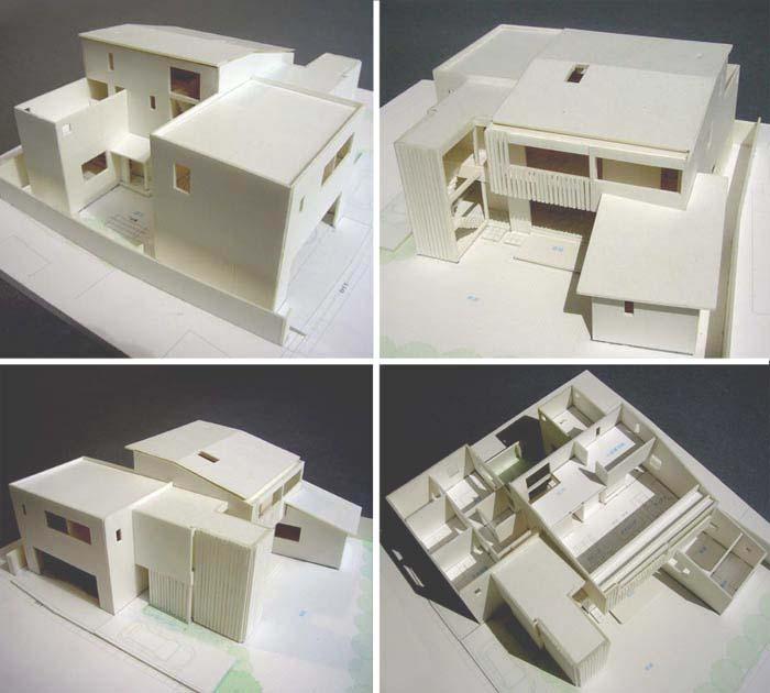 古川-1模型