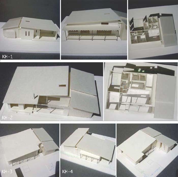 北園-1245模型