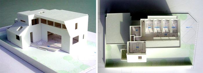 城東中央模型2面