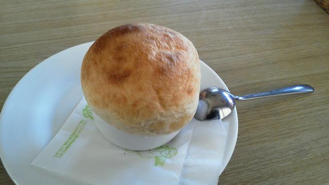 ミニきのこスープ