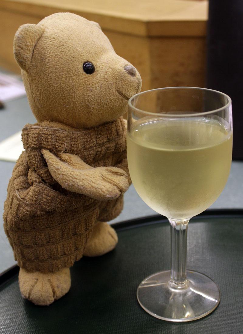 白ワイン セント・ハレット タティアラ シャルドネ を 130721