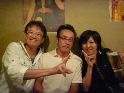 山海りゅうさん、M谷コーチ