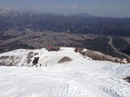 八方尾根201304 (11)