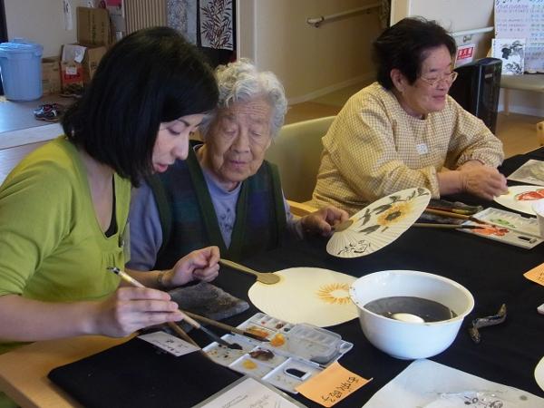 201306 水墨画ボランティア まとめ03