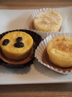 トテッポ工房のチーズケーキ