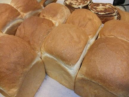 山食パン&チョコブレッド