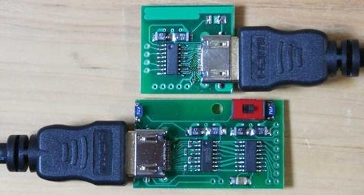 I2S-HDMI PCBA