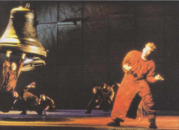1998年初演の舞台から