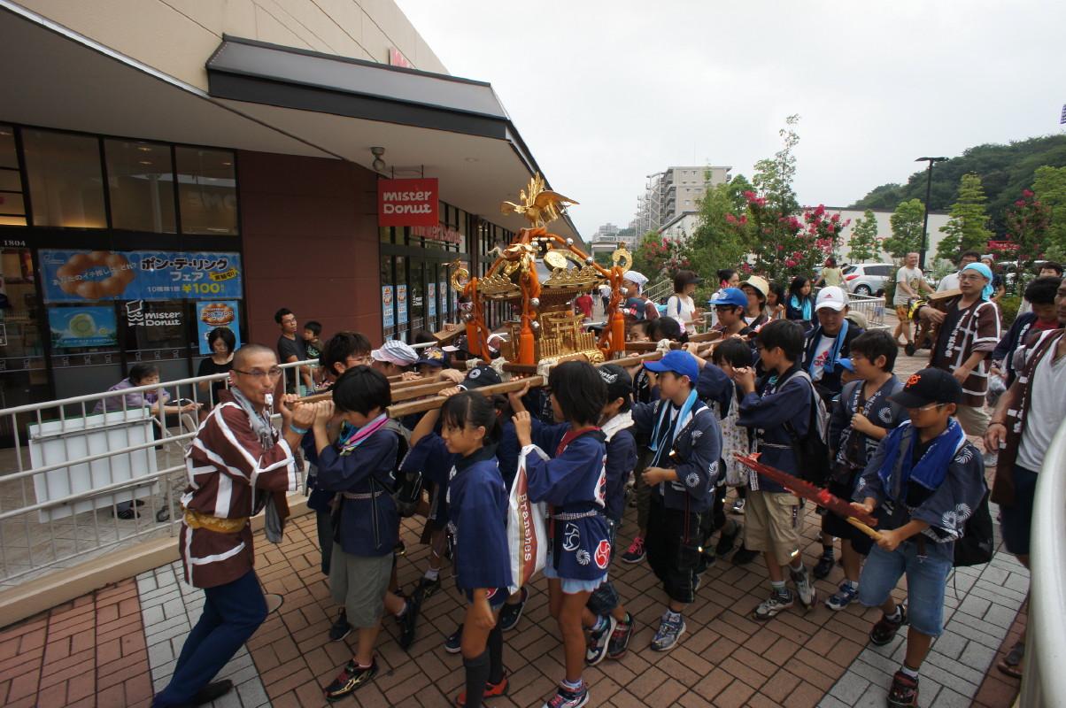2013-09-08子ども御輿渡御