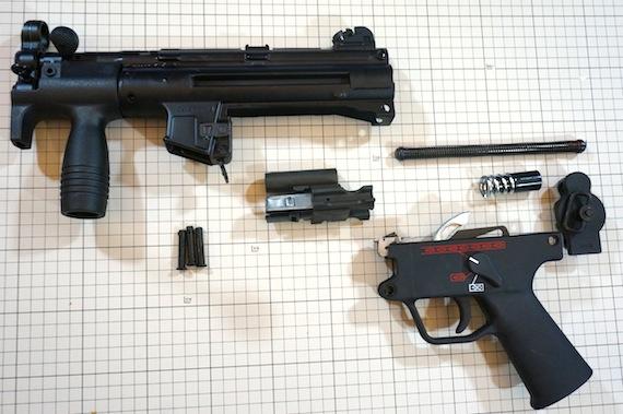 VFC MP5K-4