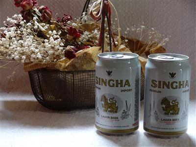 s-シンハービール
