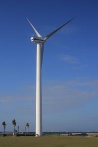 風力発電。_800