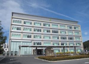 宍粟市役所