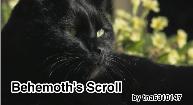 Black Cat - Behemoth small