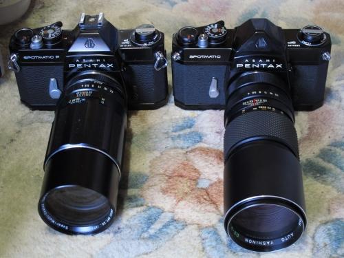 ASAHI PENTAX SMC TAKUMAR F4 200mm 7 (SMC TAKUMAR & YASHINON DS-M)