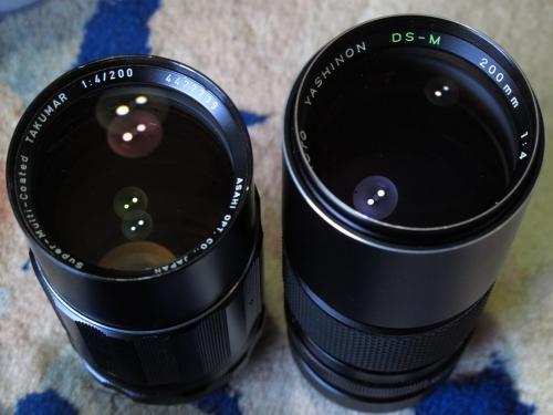 ASAHI PENTAX SMC TAKUMAR F4 200mm 6 (SMC TAKUMAR & YASHINON DS-M)