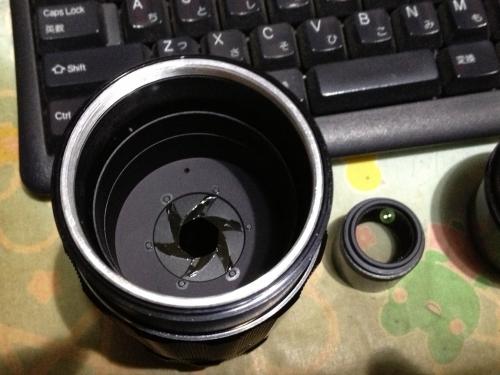 ASAHI PENTAX SMC TAKUMAR F4 200mm 2