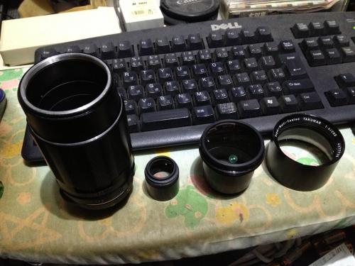 ASAHI PENTAX SMC TAKUMAR F4 200mm 1