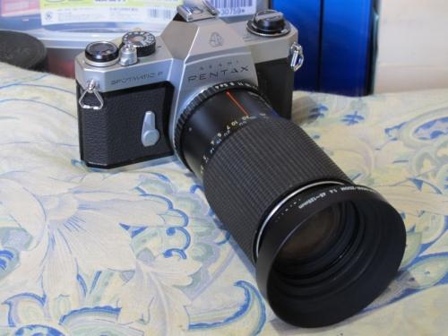 ASAHI PENTAX SPF(BK) 5-3  (TAKUMAR ZOOM 45mm-125mm F4)
