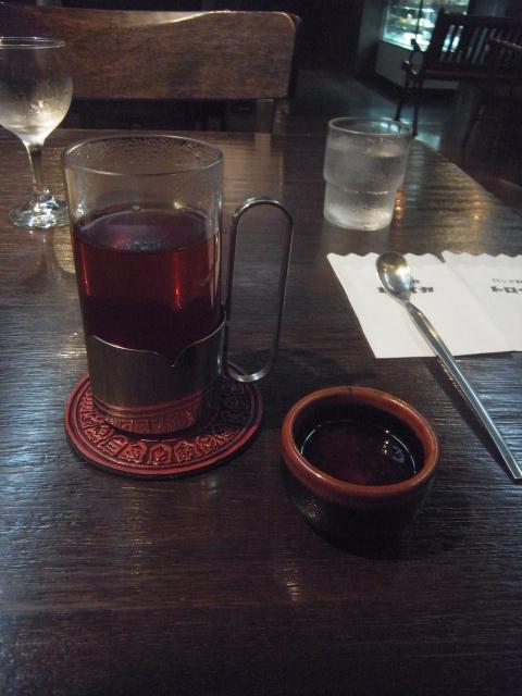 Toroiya_Russian_restaurant_tea