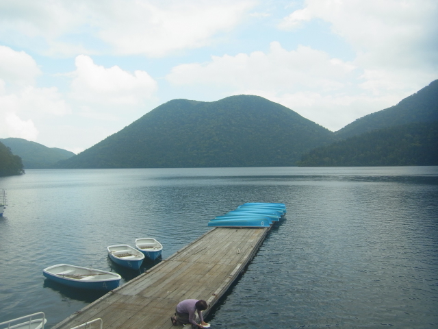 Shikaribetu_Lake