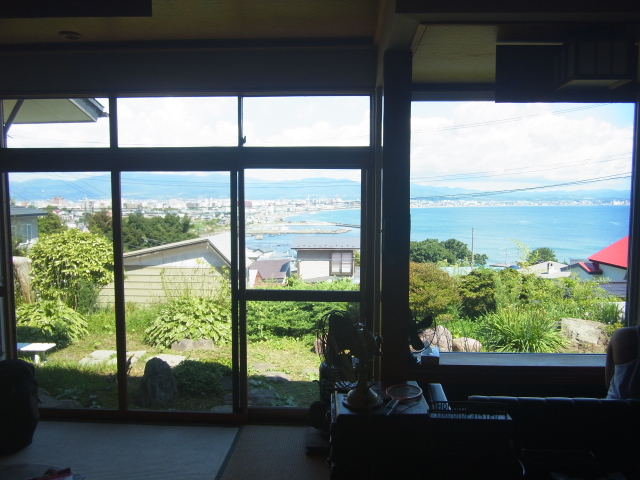 View_from_Hakodateyama_guest_house