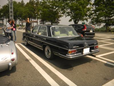 毎回楽しみにして下さるY氏M,Benz300SEL3.5