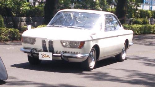 1968y BMW2000C