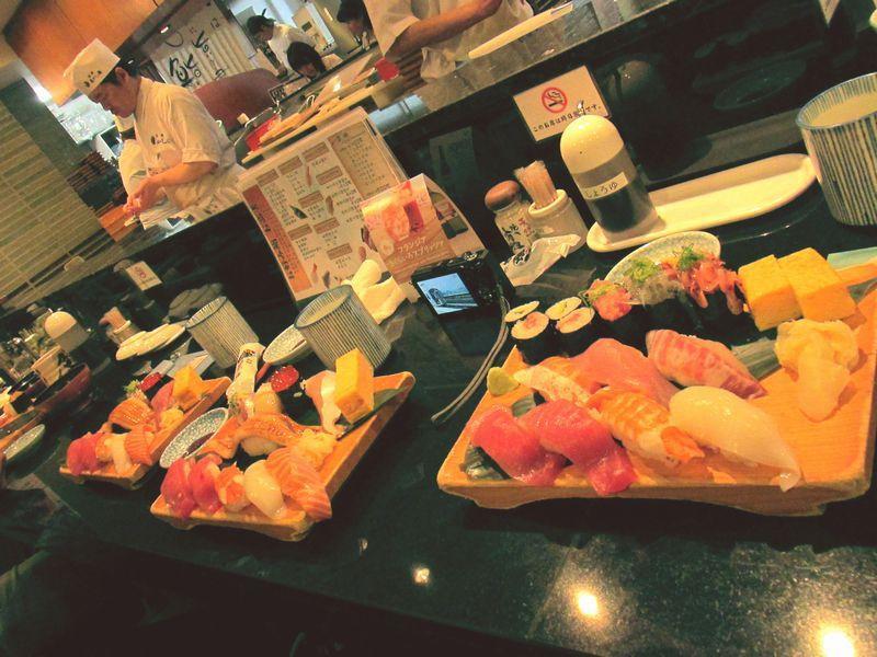 2013_5_4 浜松駅 魚がし鮨 1