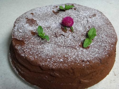 チョコケーキ011