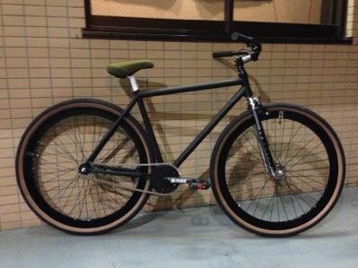 自転車の 自転車 ギア比 ママチャリ : フレームはスラッシャーのS ...