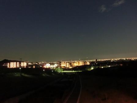 コッペリオンⅡ夜景