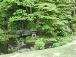 田母沢御用邸・庭園