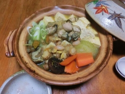 海鮮・牡蠣鍋