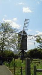 シェイクスピア・カントリーパーク 風車