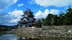 松本城・南東