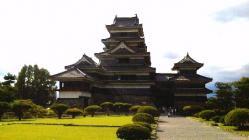 松本城・東