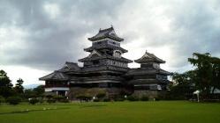 松本城・北東