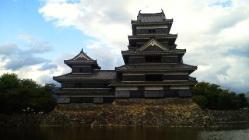 松本城・西