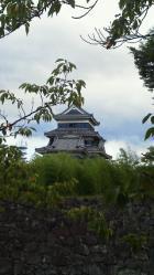 松本城・北
