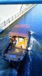 北十間川の船
