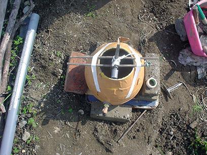 ジャンボひょうたん水栓35