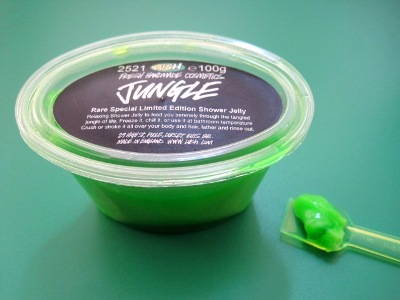 Jungle Shower Jelly