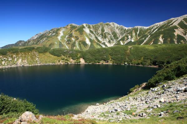 立山_みくりが池