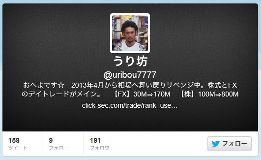 うり坊 (uribou7777) on Twitter