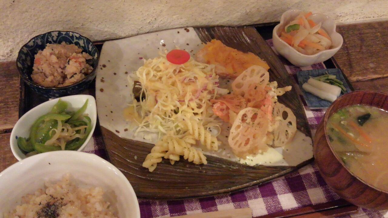 2013.5.1 かふぅ定食
