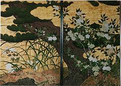 240px-Pine_tree_Flowering_plants_Chishakuin_Tohaku[1]